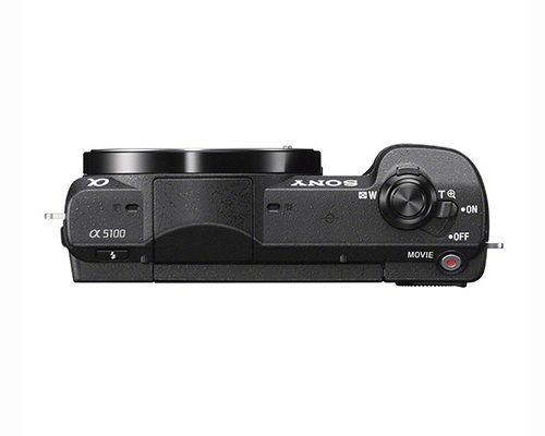 Sony Alpha A5100 ICL systeemcamera Zwart + 16-50mm OSS