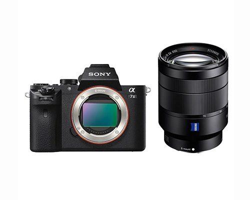 Sony Alpha A7 II systeemcamera + 24-70mm ZA OSS