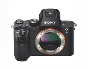 Sony Alpha A7 II systeemcamera Body