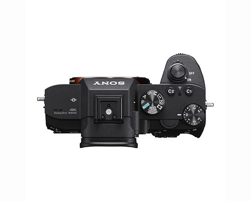 Sony Alpha A7 III systeemcamera Body