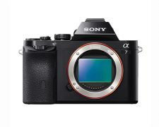 Sony Alpha A7 systeemcamera Body