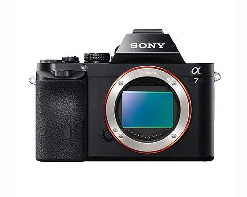 Sony Alpha A7 systeemcamera Body