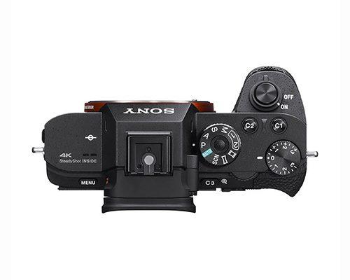 Sony Alpha A7R II systeemcamera Body