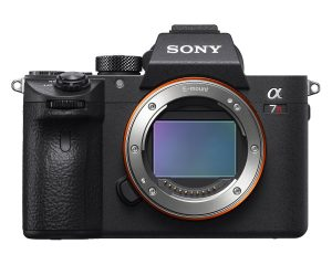 Sony Alpha A7R III systeemcamera Body