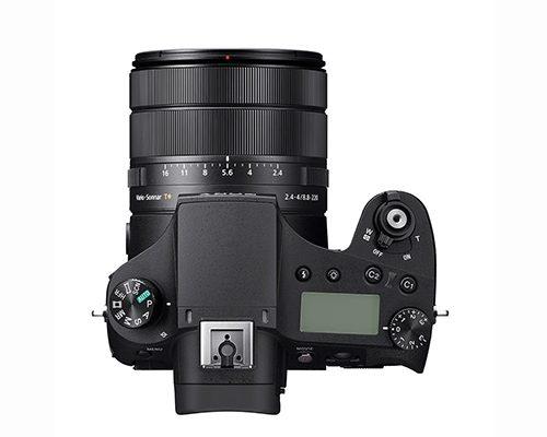 Sony Cybershot DSC-RX10 IV compact camera