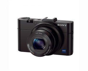 Sony Cybershot DSC-RX100 II compact camera