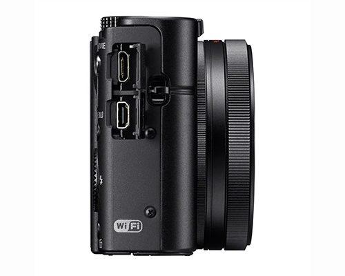 Sony Cybershot DSC-RX100 III compact camera