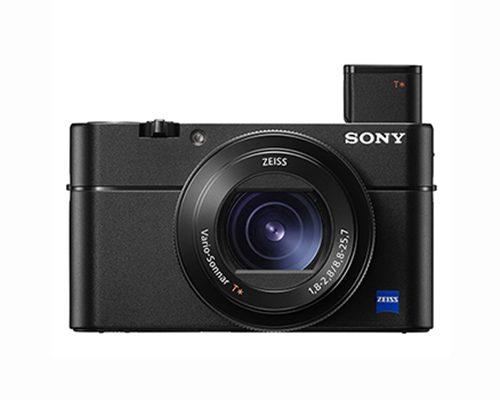 Sony Cybershot DSC-RX100 V compact camera